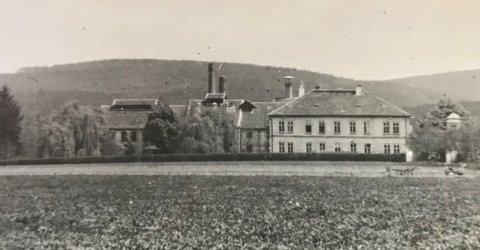 Pivovar Planá 1912