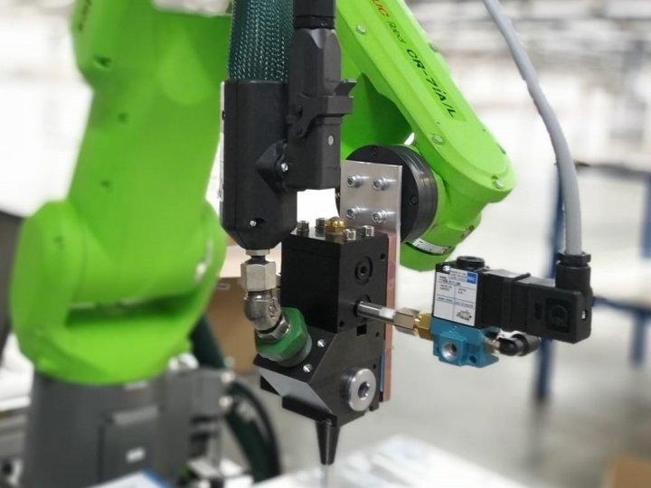 Výroba filtrů pro dýchací masky FFP3