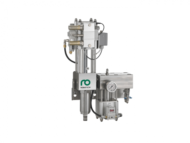 Aplikační jednotka studených lepidel CXU 110 GRU