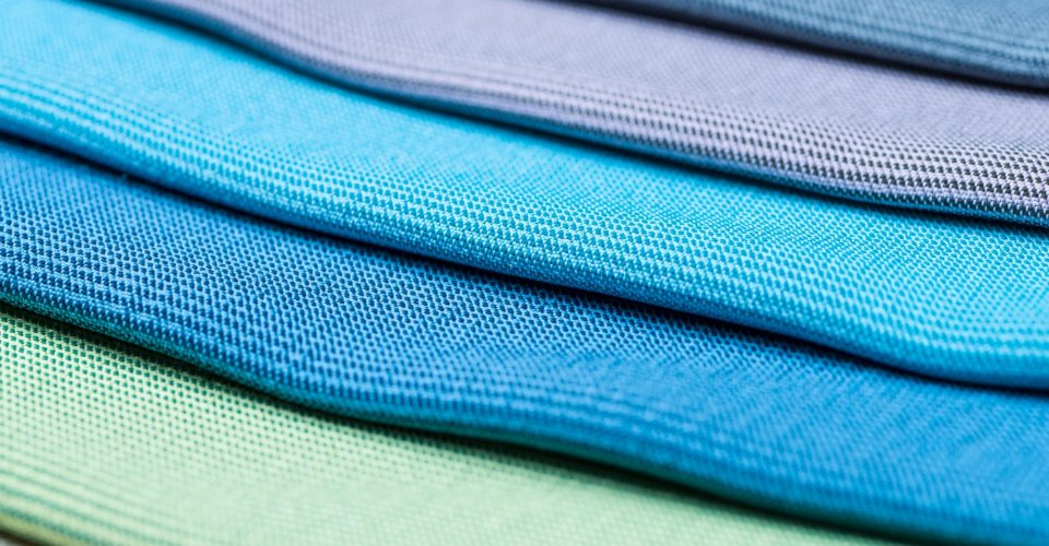 Gluing technology for the textile industry